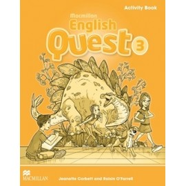 Macmillan English Quest 3 Activity Book