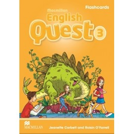 Macmillan English Quest 3 Flashcards