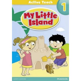 My Little Island 1 Active Teach (Interactive Whiteboard Software)