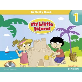 My Little Island 1 Activity Book + Songs and Chants Audio CD