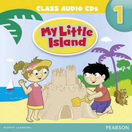 My Little Island 1 Class Audio CDs