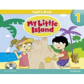 My Little Island 1 Pupil's Book + CD-ROM