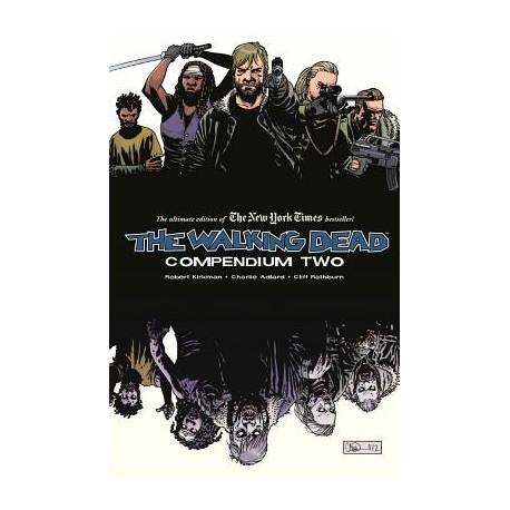 The Walking Dead Compendium: Vol. 2 Image Comix 9781607065968