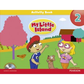 My Little Island 2 Activity Book + Songs and Chants Audio CD