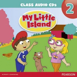 My Little Island 2 Class Audio CDs