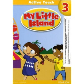 My Little Island 3 Active Teach (Interactive Whiteboard Software)