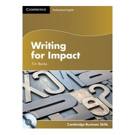 Writing for Impact + Audio CD