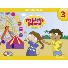 My Little Island 3 Activity Book + Songs and Chants Audio CD