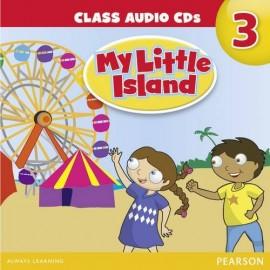 My Little Island 3 Class Audio CDs