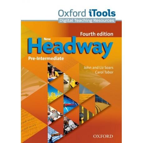 New Headway Pre-Intermediate Fourth Edition iTools DVD-ROM Oxford University Press 9780194769716
