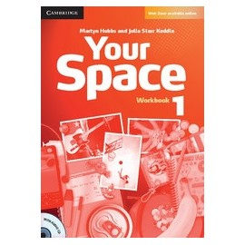 Your Space 1 Workbook + Audio CD