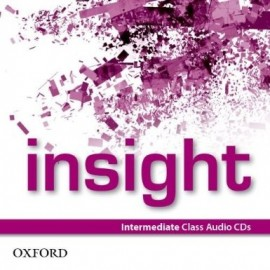 Insight Intermediate Class Audio CDs