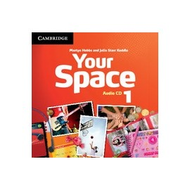 Your Space 1 Class Audio CDs