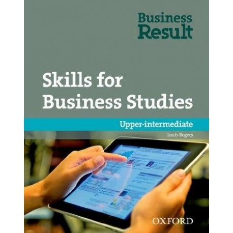 Skills for Business Studies Upper-Intermediate Workbook Oxford University Press 9780194739481