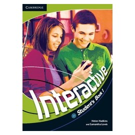 Interactive 1 Student's Book + Web Zone access