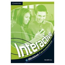Interactive 1 Workbook + Downloadable Audio