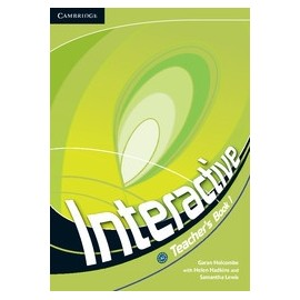Interactive 1 Teacher's Book + Web Zone access