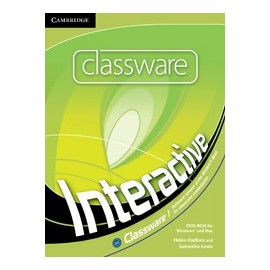 Interactive 1 Classware DVD-ROM