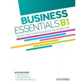 Business Essentials + DVD