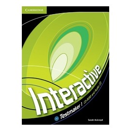 Interactive 1 Testmaker CD-ROM + Audio CD