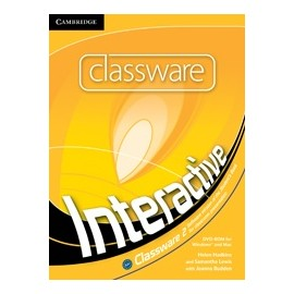 Interactive 2 Classware DVD-ROM