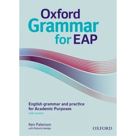 Oxford Grammar for EAP (English for Academic Purposes) Oxford University Press 9780194329996
