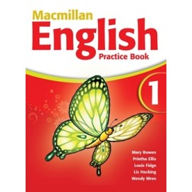 Macmillan English 1 Practice Book Pack + CD-ROM