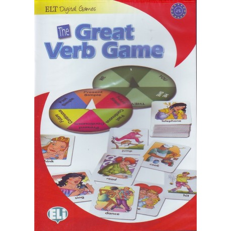The Great Verb Game - Game Box + CD-ROM ELI 9788853614148