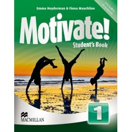 Motivate! 1 Student's Book Pack + Digibook DVD-ROM