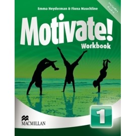 Motivate! 1 Workbook Pack +CDs