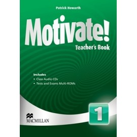 Motivate! 1 Teacher's Book Pack + Multi-ROM