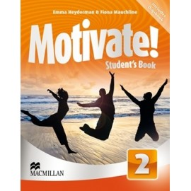 Motivate! 2 Student's Book Pack + Digibook DVD-ROM