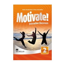 Motivate! 2 Interactive Classroom DVD-ROM