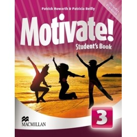 Motivate! 3 Student's Book Pack + Digibook DVD-ROM