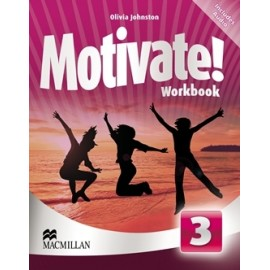 Motivate! 3 Workbook Pack + CDs
