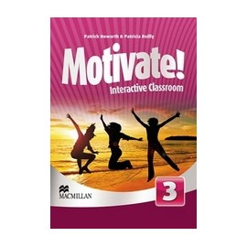 Motivate! 3 Interactive Classroom DVD-ROM