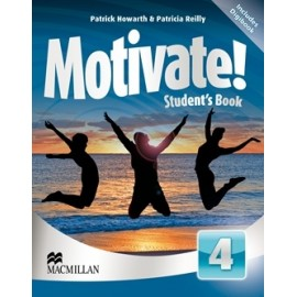 Motivate! 4 Student's Book Pack + Digibook DVD-ROM