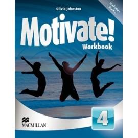 Motivate! 4 Workbook Pack + CDs