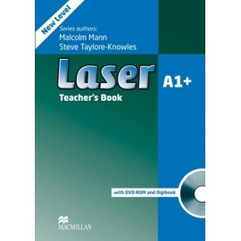 Laser A1+ Third Edition Teacher's Book + Digibook + DVD-ROM