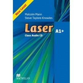 Laser A1+ Third Edition Class Audio CD