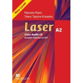 Laser A2 Third Edition Class Audio CD