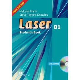 Laser B1 Third Edition Student's Book + CD-ROM