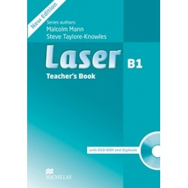 Laser B1 Third Edition Teacher's Book + Digibook + DVD-ROM