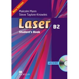 Laser B2 Third Edition Student's Book + CD-ROM