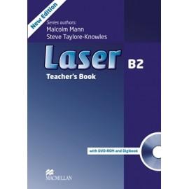 Laser B2 Third Edition Teacher's Book + Digibook + DVD-ROM