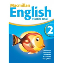 Macmillan English 2 Practice Book Pack + CD-ROM