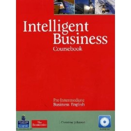 Intelligent Business Pre-Intermediate Coursebook + Audio CD