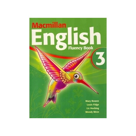 Macmillan English 3 Fluency Book Macmillan 9781405003674