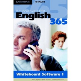 English 365 Level 1 Single Classroom Whiteboard Software