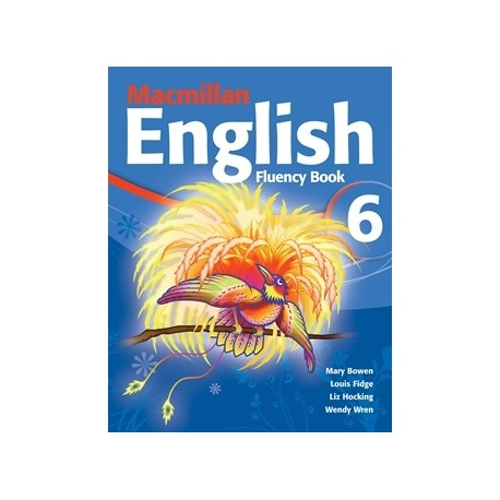 Macmillan English 6 Fluency Book Macmillan 9781405081382